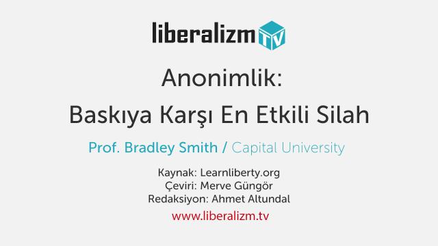 Anonimlik: Baskıya Karşı En Etkili Silah