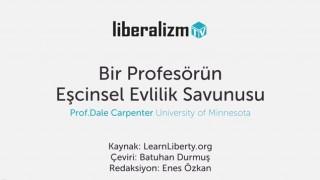 Bir Profesörün Eşcinsellik Savunusu