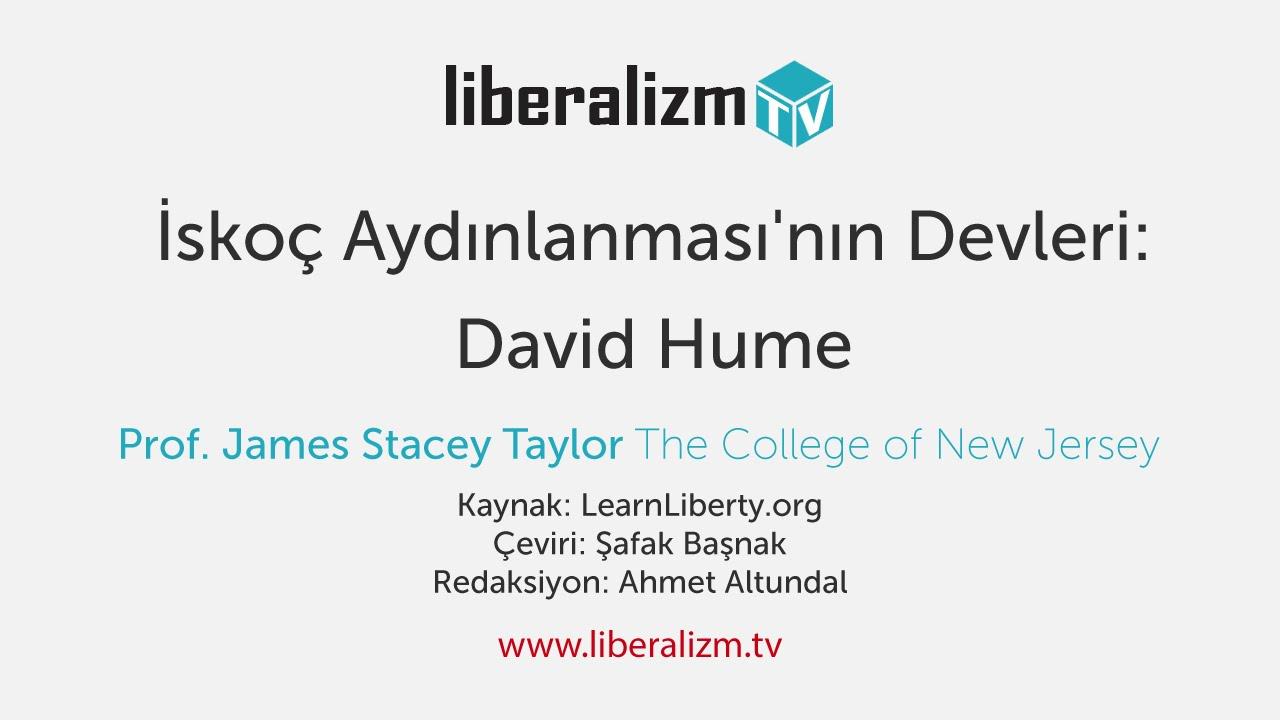 İskoç Aydınlanması'nın Devleri: David Hume