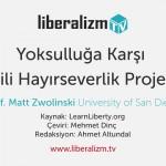 Yoksulluğa Karşı Etkili Hayırseverlik Projeleri