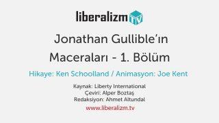 Jonathan Gullible'ın Maceraları – 1. Bölüm