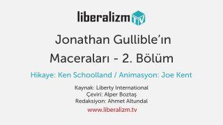 Jonathan Gullible'ın Maceraları – 2. Bölüm
