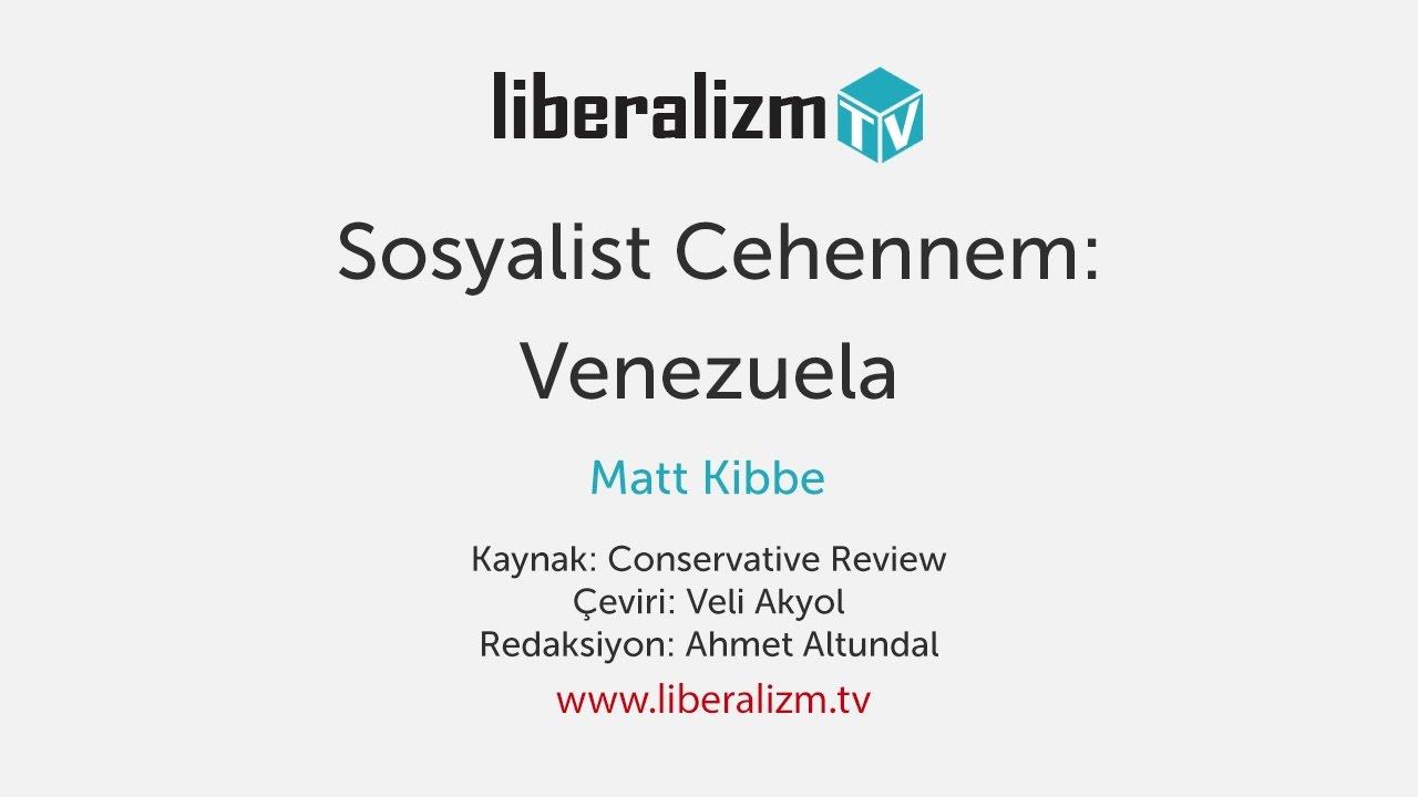 Sosyalist Cehennem: Venezuela