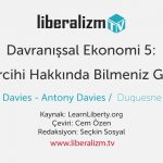 Davranışsal Ekonomi 5: Kamu Tercihi Hakkında Bilmeniz Gerekenler