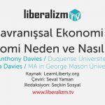 Davranışsal Ekonomi I: Ekonomi Neden ve Nasıl İşler?